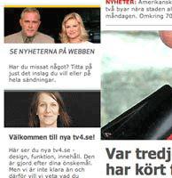 Spalter hos tv4.se