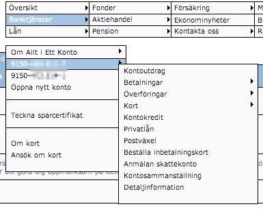 Steg 5 hos SkandiaBanken
