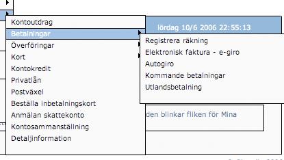 Steg 6 hos SkandiaBanken